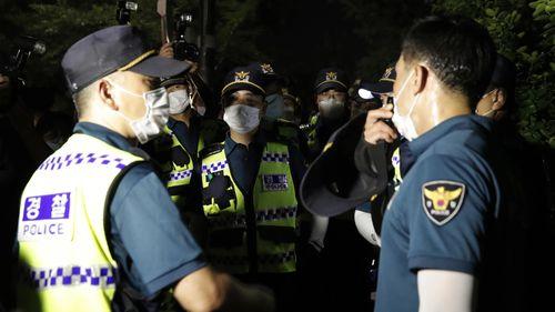 Seoul police