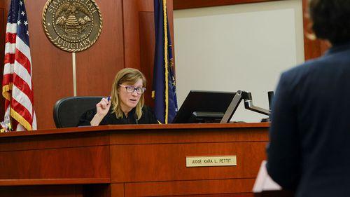 Judge Kara Pettit has refused to overturn part of Utah's lewdness law in Ms Buchanan's case.