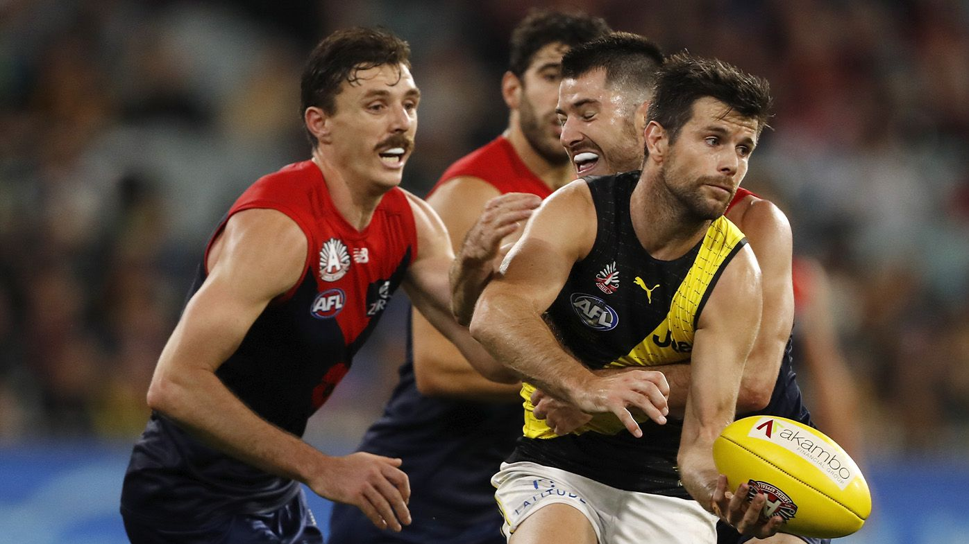 'Fallen off a cliff': Richmond need captain Trent Cotchin to lift, says Kane Cornes