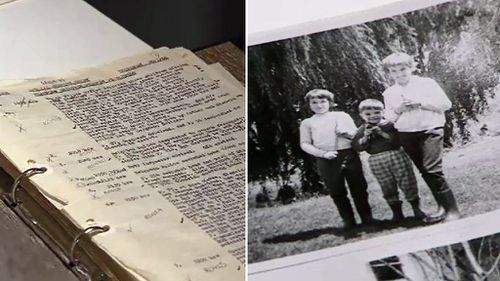The official case file, at last released to the public. (9NEWS)