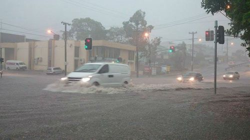 Delays expected for Brisbane transport after severe storm