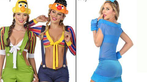 So wrong: Really trashy <i>Sesame Street</i> Halloween costumes