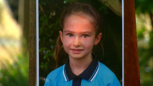 The six-year-old was rushed to hospital, but later died. Picture: Supplied