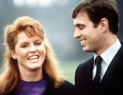 Sarah Ferguson Prince Andrew relationship status