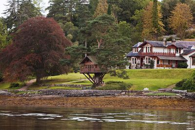 Restaurants with rooms of the year: The Lodge on Loch Goil – Lochgoilhead, Argyll and Bute