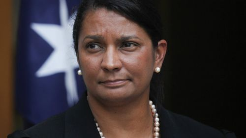Man charged over racist comments allegedly posted to Senator Nova Peris' Facebook page