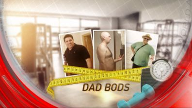 Dad bods: Aussie dads' weight loss success stories