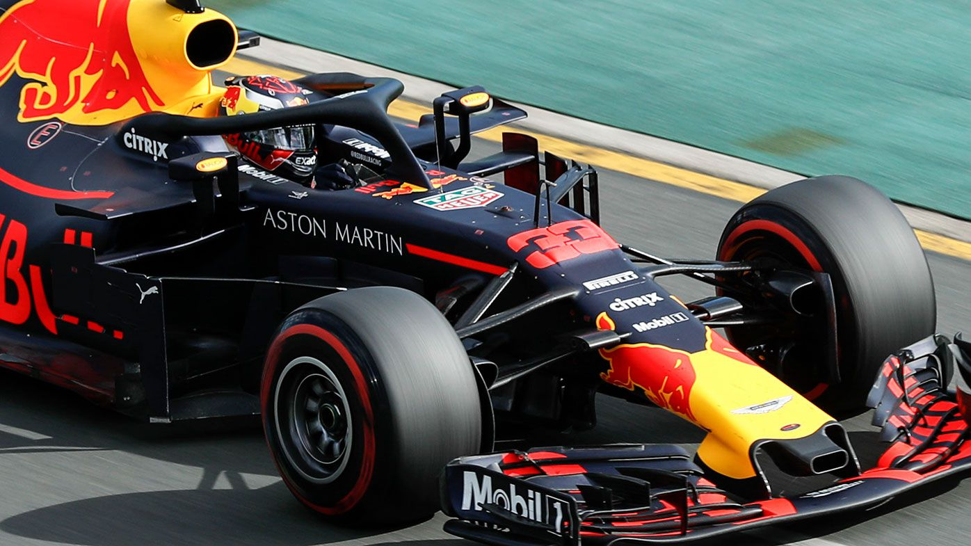 Red Bull and Mercedes in ugly spat over F1 'gimmick'