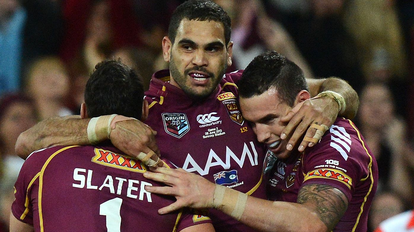 'He inspired the next generation': Billy Slater and Johnathan Thurston pay tribute to Greg Inglis