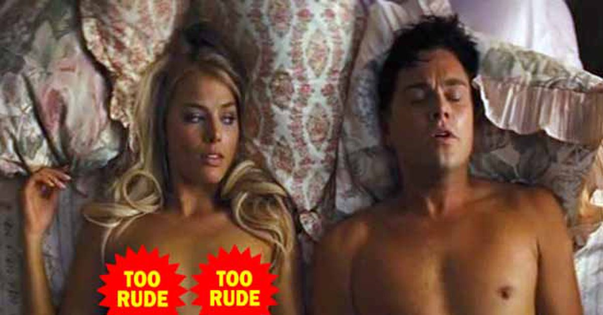 Margot robbie nude wolf of wall street spreading Phwoar Nude Shots Of Margot Robbie And Leo Dicaprio In I Wolf Of Wall Street I Leaked 9celebrity
