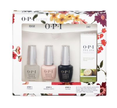 "<em><strong>Three perfect shades in perfect packaging. Two birds one stone </strong></em>- <a href=""http://shop.davidjones.com.au/djs/en/davidjones/w18-mothers-day-pack"" target=""_blank"" draggable=""false"">OPI Mother's Day Pack, $59.95</a>"