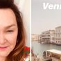 Kate Langbroek reveals Venice has become a 'ghost town' following coronavirus scare