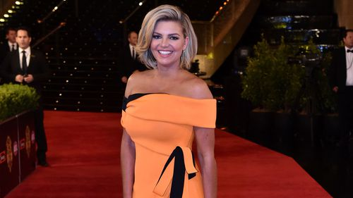 Rebecca Maddern named as new co-host on The AFL Footy Show