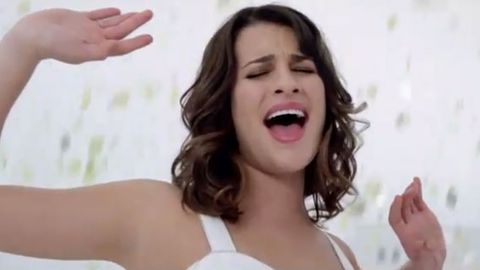 Glee cast wants you to buy a Chevrolet