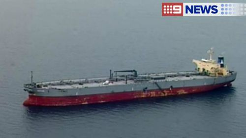 Man collapses and dies on Victorian cargo boat
