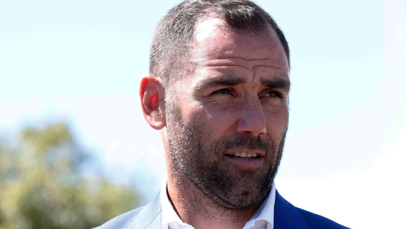 Cam Smith's big endorsement for The Cheese in Bellamy's hooker 'headache'