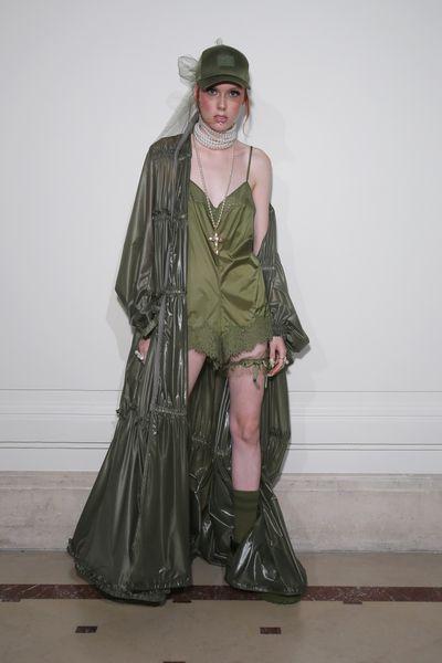 Rihanna Fenty x Puma, spring/summer '17, Paris Fashion Week