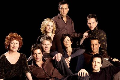 The cast of <I>Queer as Folk</I>—- a US soap based on a much-grittier British drama of the same name — included characters that encompassed the broad spectrum of gay personalities.