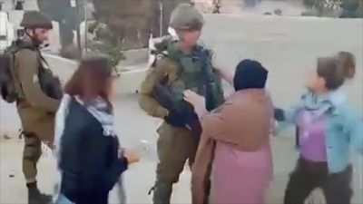 Ahed Tamimi: Teen Palestinian protester gets eight months in prison