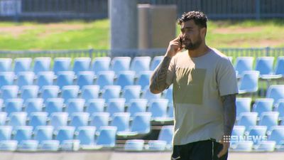Andrew Fifita pledges allegiance to Tonga for life