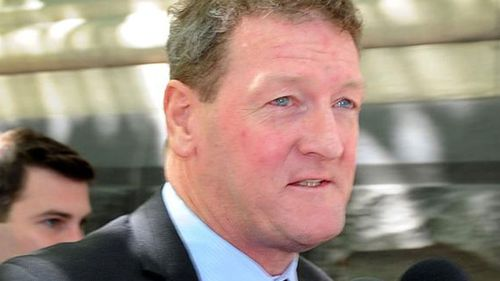 Controversial former AFL player agent Ricky Nixon arrested over offensive Facebook post