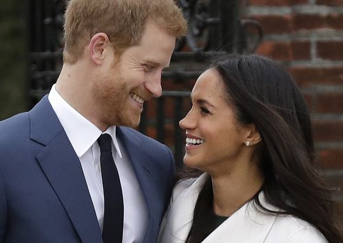 Prince Harry and Meghan Markle are getting married on May 19. (AAP)