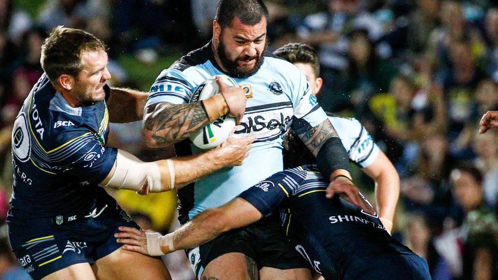 Cronulla down Cowboys in Townsville