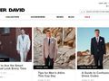 Iconic menswear retailer Roger David to shut down all stores before Christmas