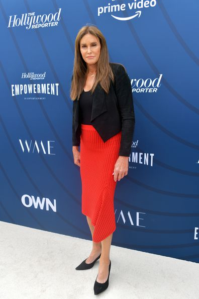 Caitlyn Jenner attends The Hollywood Reporter's Empowerment In Entertainment Event 2019 at Milk Studios on April 30, 2019