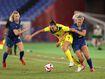 Heartbreak for Matildas as Sweden triumph in hard-fought Olympic semi
