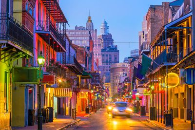 20. French Quarter in New Orleans, Los Angeles