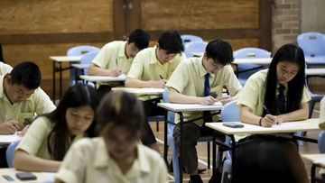 NSW Year 12 students will return to the classrooms in two weeks' time.