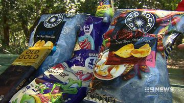 Products shrink as prices continue to remain the same