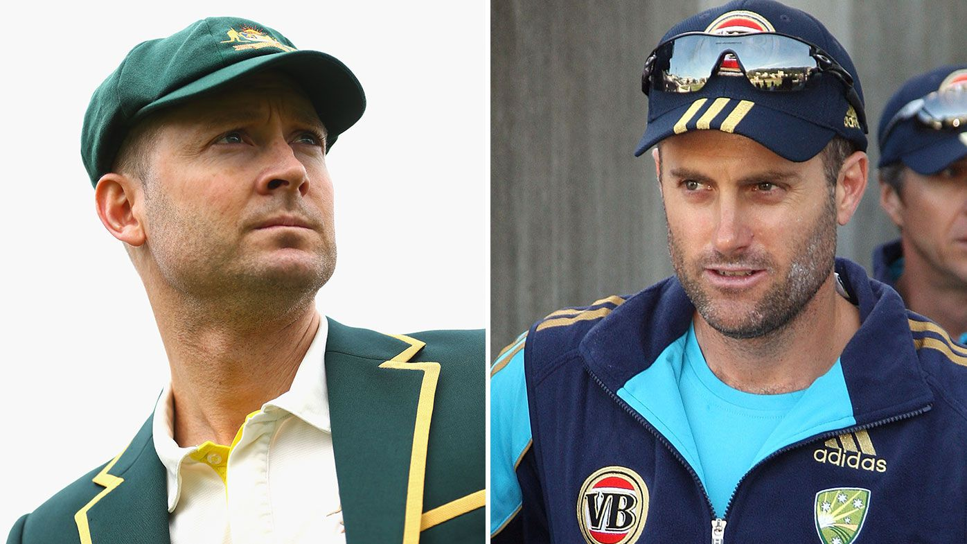 Michael Clarke disputes claim about Simon Katich contract after dressing room stoush