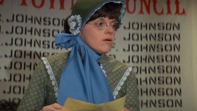 Carol Arthur in Blazing Saddles.