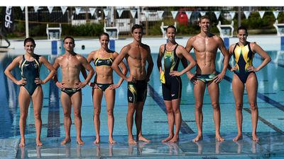 <p>Some of Australia's top aquatic athletes have become the latest to model their Rio Olympics uniforms, unveiling green and gold Speedo swimsuits on the Gold Coast today. </p><p>The swimwear will be packed in suitcases alongside special ceremonial and competition uniforms, designed by Sportscraft and Adidas respectively, for the games in Brazil in August.</p>