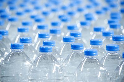 MYTH: Bottled water is better than tap water