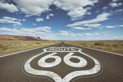 1. Route 66, USA