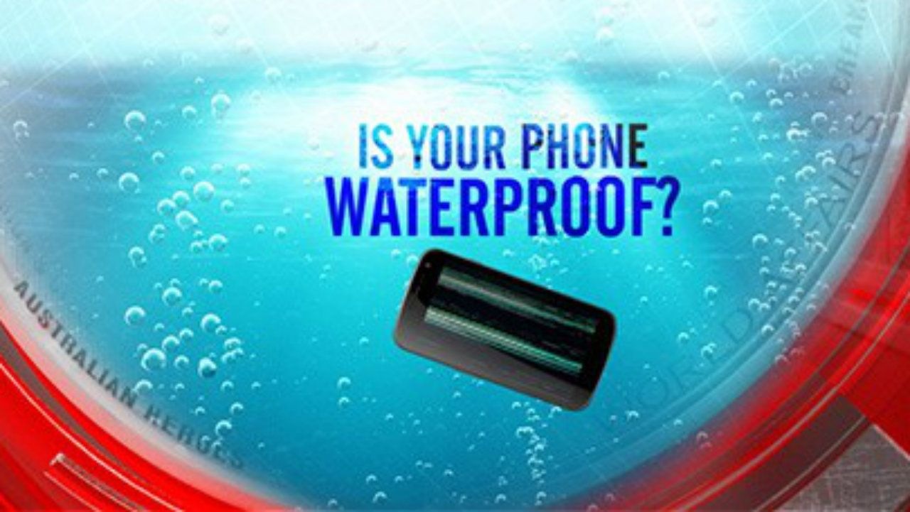 samsung j1 how to tell if dropped in water