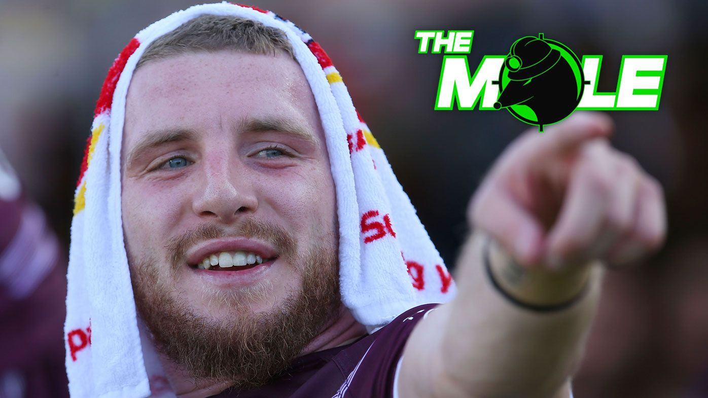 Friends and family concerned for Jackson Hastings after reportedly 'banished' by Manly Sea Eagles