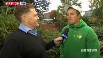 VIDEO: Jake Trbojevic ready to live out a dream
