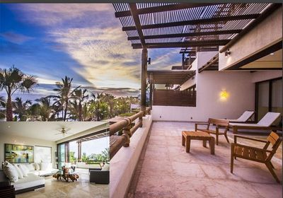 Four bed apartment, Mexico, $1.4m