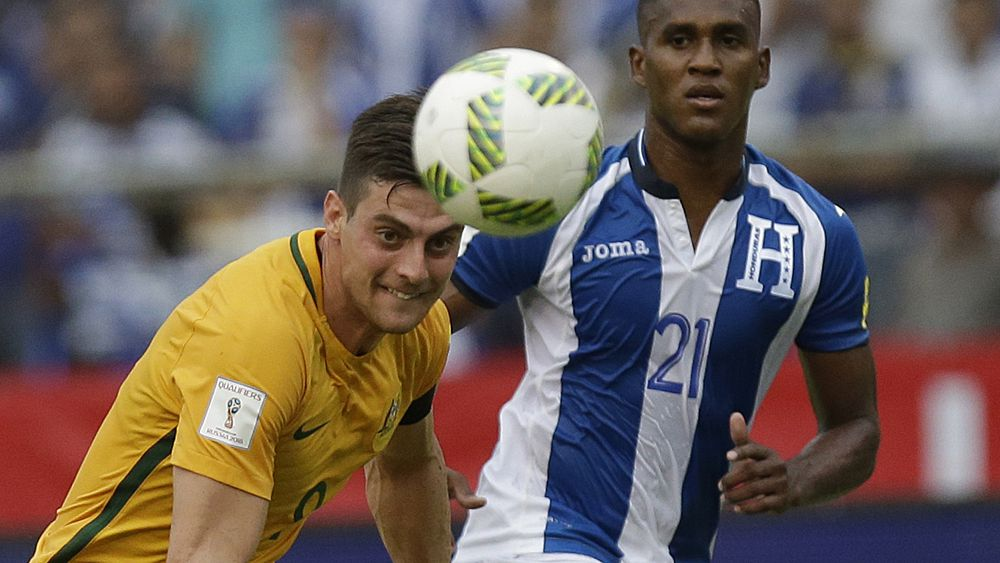 World Cup 2018: Socceroos dominant but held to 0-0 draw in Honduras