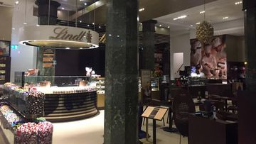 The boards have come down and the new-look Lindt Cafe is due to reopen its doors to the public at 10am. <br><br> The cafe has had a major refurbishment since the deadly siege which claimed his life and the lives of cafe manager Tori Johnson and barrister Katrina Dawson. <br><br> We will add more photos to this slideshow after the cafe opens its doors this morning.