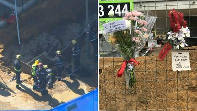 'Crying for help': Co-workers tried to save man killed on construction site