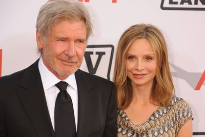 <p>Age gap: 22 years</p><p>Harrison and Calista dated for eight years before getting married in 2010.</p><p>Surprisingly, theirs is still one of the strongest marriages in Hollywood, even with Calista looking like a small breeze would bowl her over.</p>