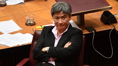 Labor Senator Penny Wong said Scott Morrison should walk away from moving the Israel embassy.