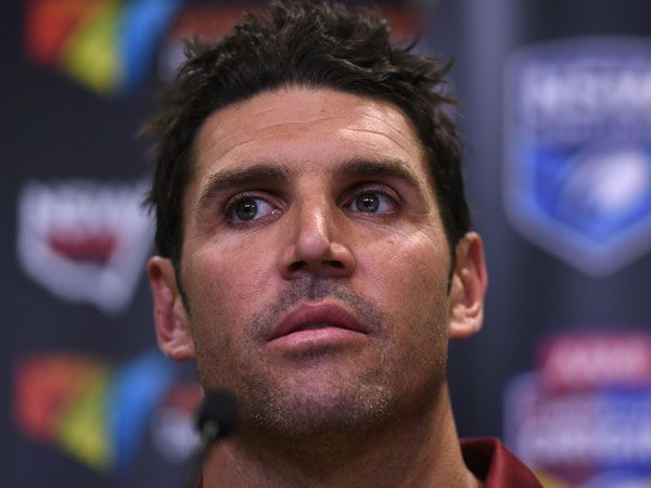 Panthers assistant Barrett 'facing the sack'