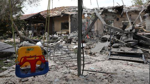 Israel, Hamas trade blows in Gaza tensions