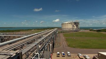 Darwin economy to be boosted by offshore gas development